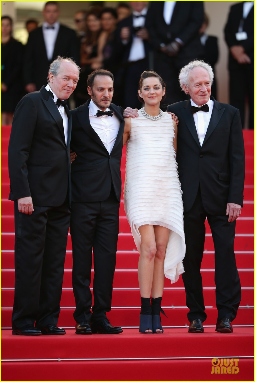 marion cotillard two days one night cannes premiere 013118262