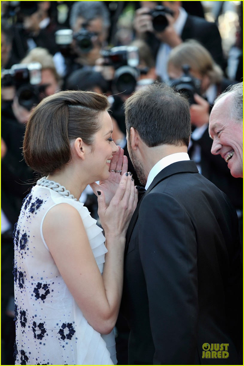 marion cotillard two days one night cannes premiere 023118263
