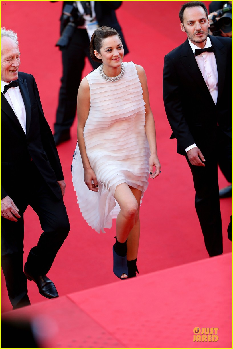 marion cotillard two days one night cannes premiere 063118267