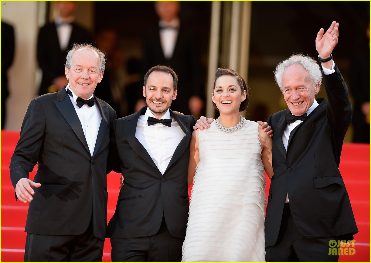 marion cotillard two days one night cannes premiere 073118268