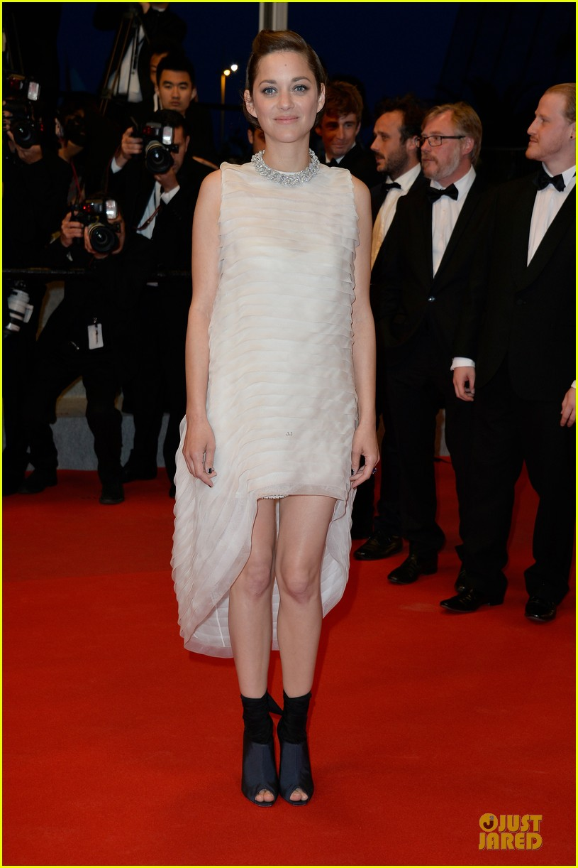 marion cotillard two days one night cannes premiere 10