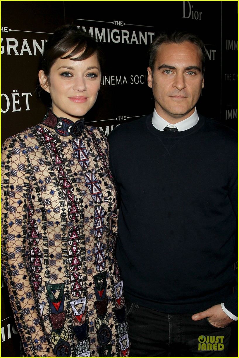 marion cotillard joaquin phoenix immigrant to manhattan 023107077