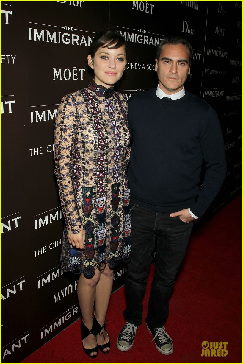 marion cotillard joaquin phoenix immigrant to manhattan 033107078
