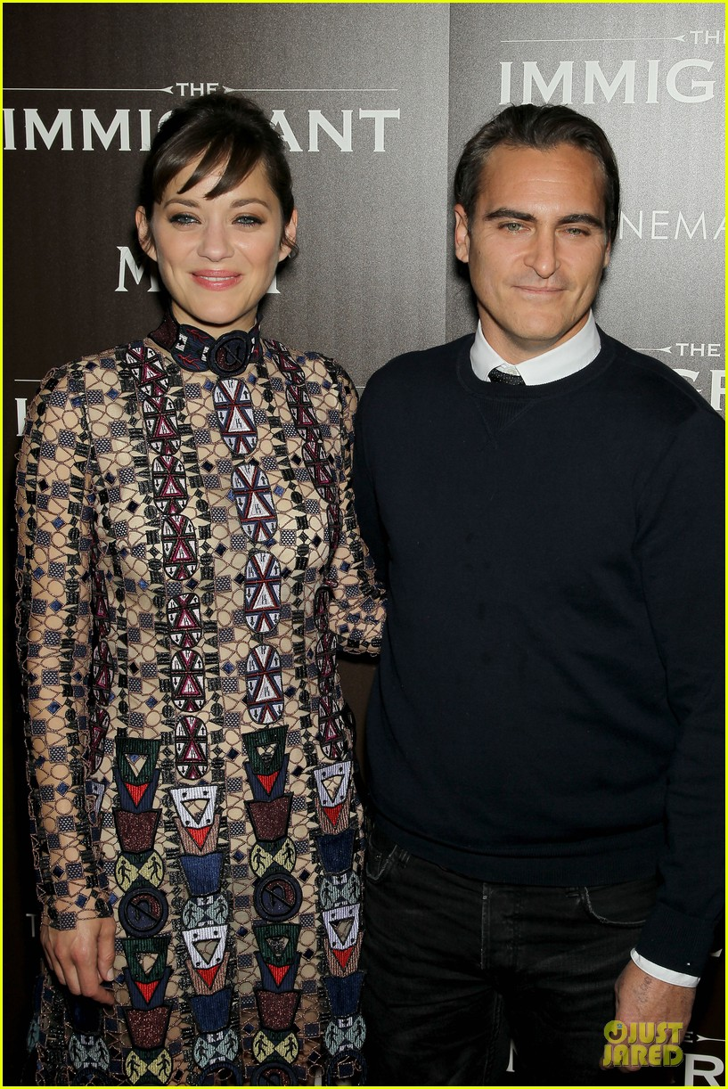 marion cotillard joaquin phoenix immigrant to manhattan 143107089