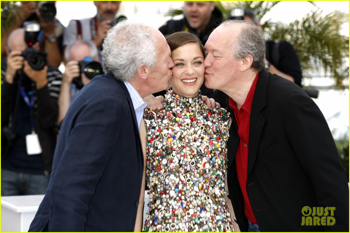marion cotillard cannes two days one night photo call 013117995