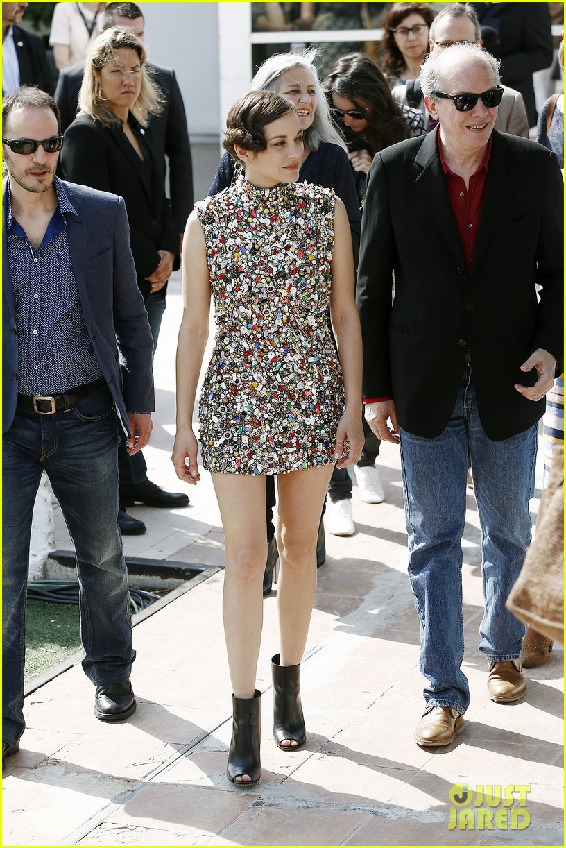 marion cotillard cannes two days one night photo call 063118000