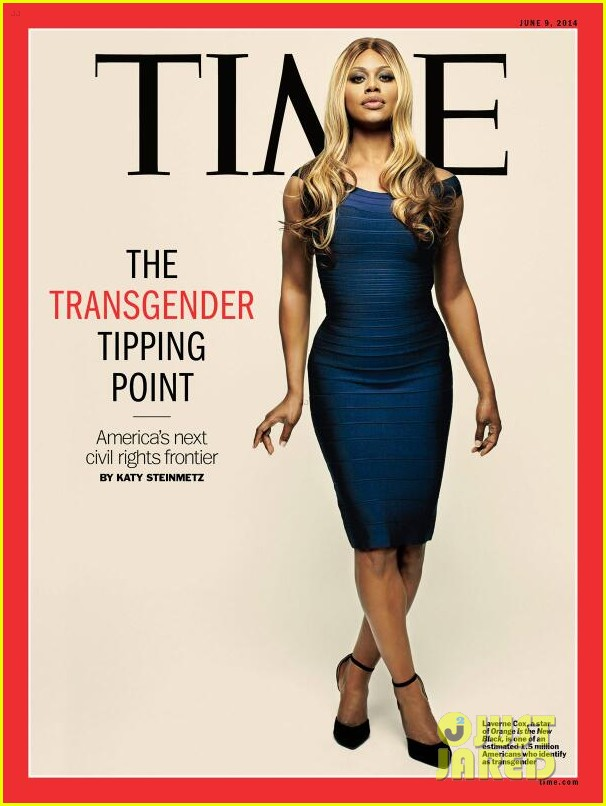 orange is the new blacks laverne cox time magazine 01