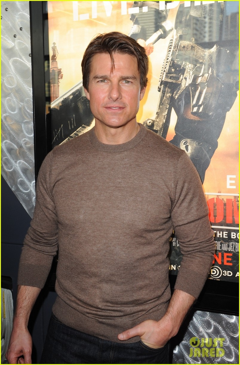 tom cruise dishes on edge of tomorrow co star emily blunt 013124519