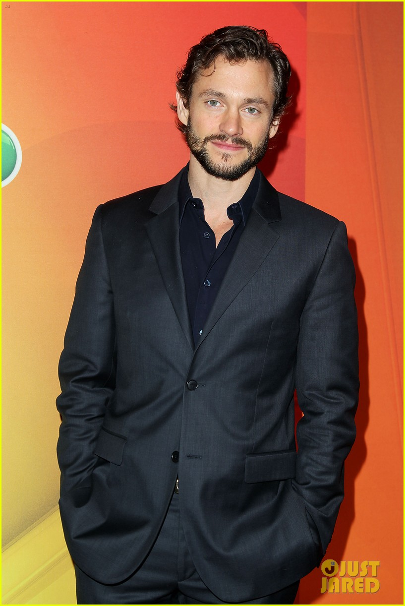hugh dancy cristin milioti more present shows at nbc upfront 203111828