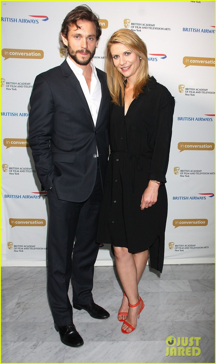 claire danes supports hubby hugh dancy at bafta conversation 053114954