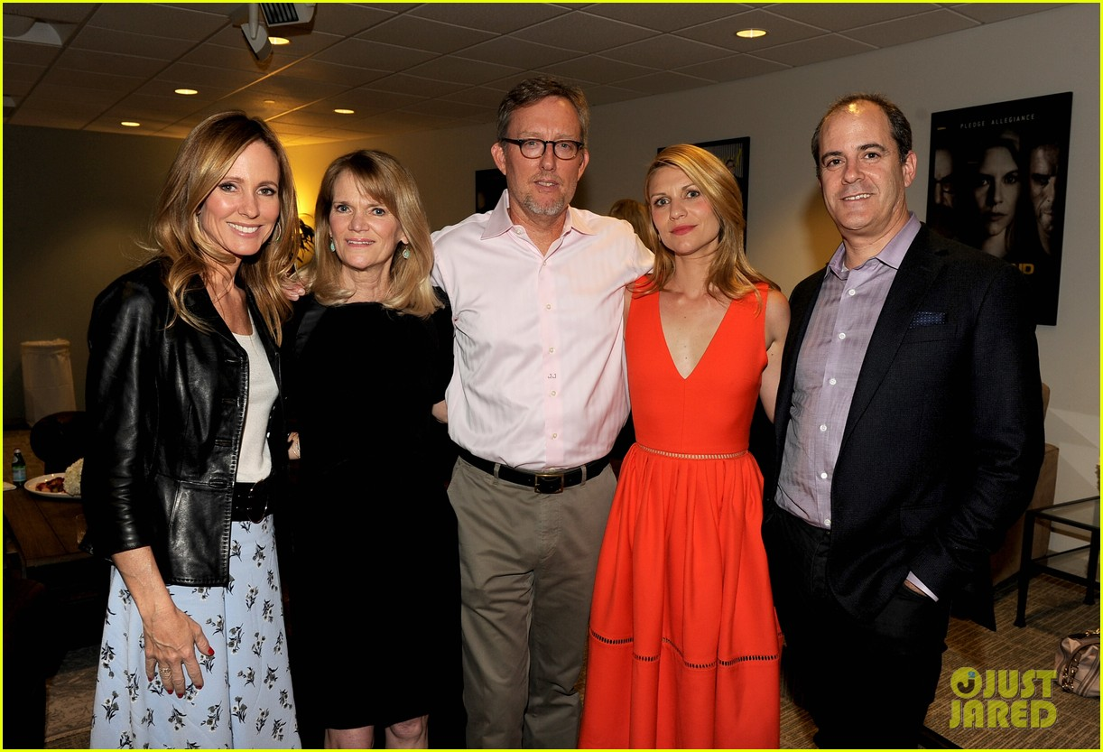 claire danes starts emmy campaign with homeland screening 13