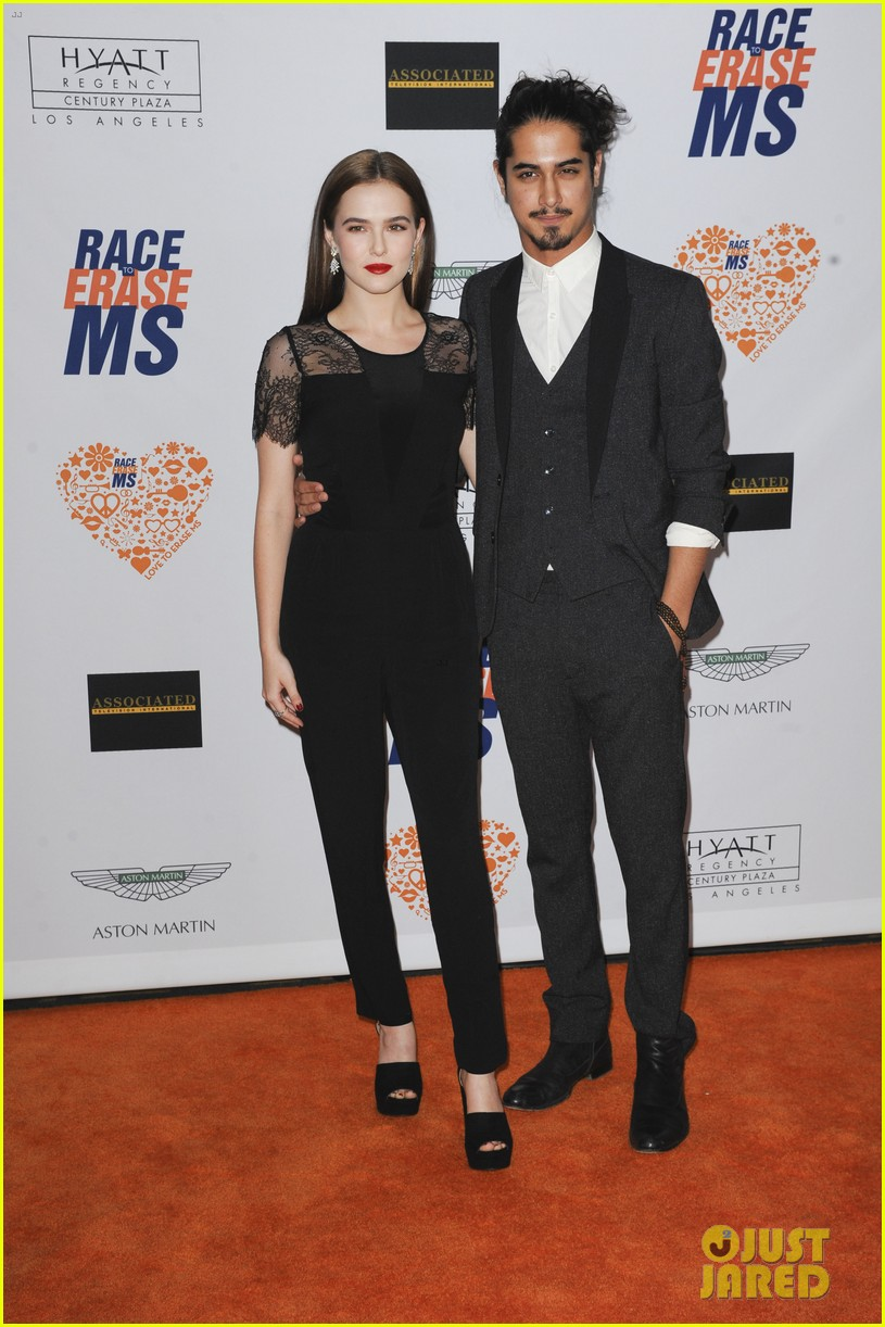 zoey deutch holland roden are on a race to erase ms 073104443
