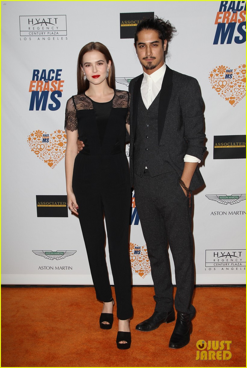 zoey deutch holland roden are on a race to erase ms 293104435