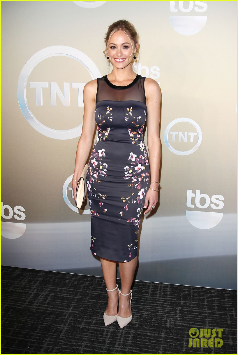 taye diggs eric dane bring sexy factor to tnt tbs upfronts 2014 123113305