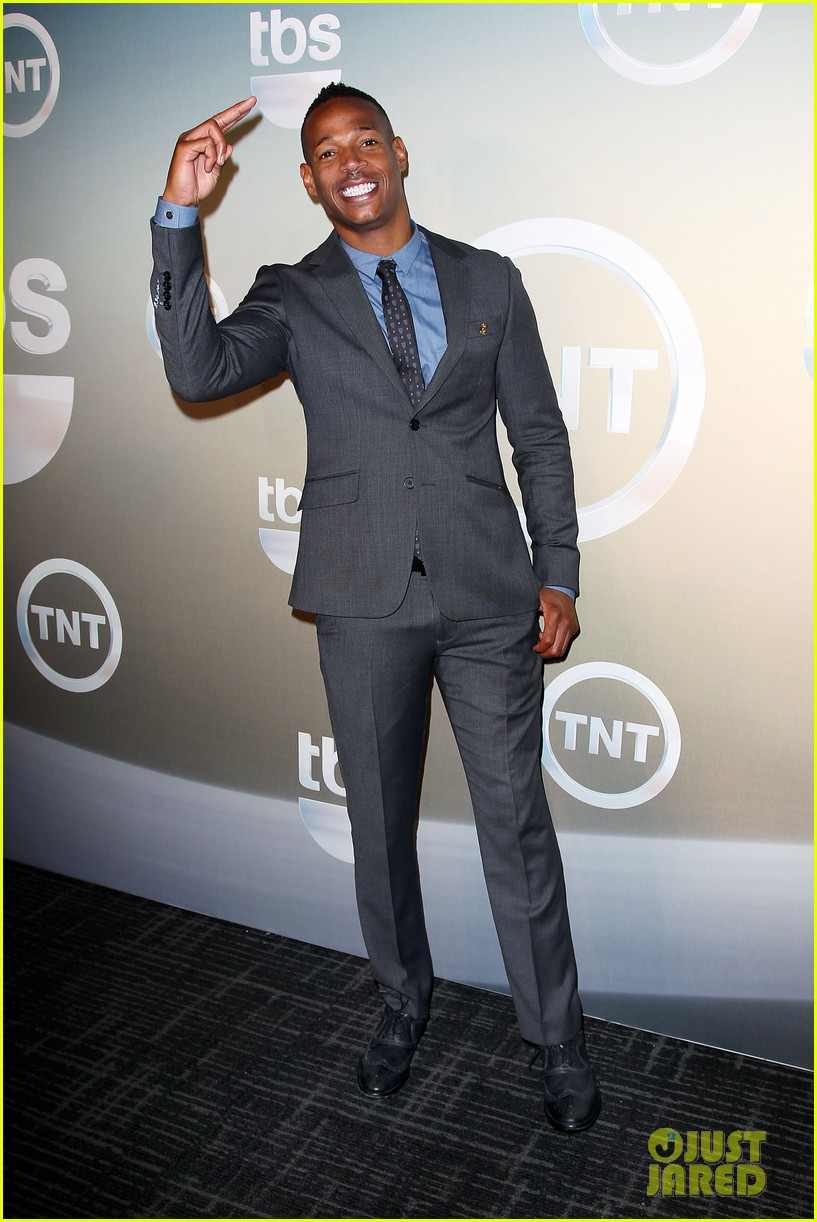 taye diggs eric dane bring sexy factor to tnt tbs upfronts 2014 253113318