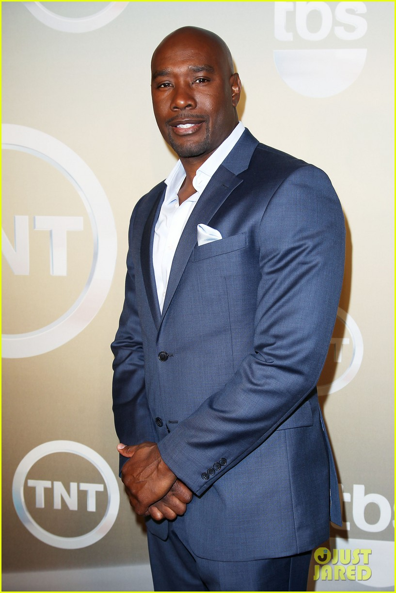 taye diggs eric dane bring sexy factor to tnt tbs upfronts 2014 343113327