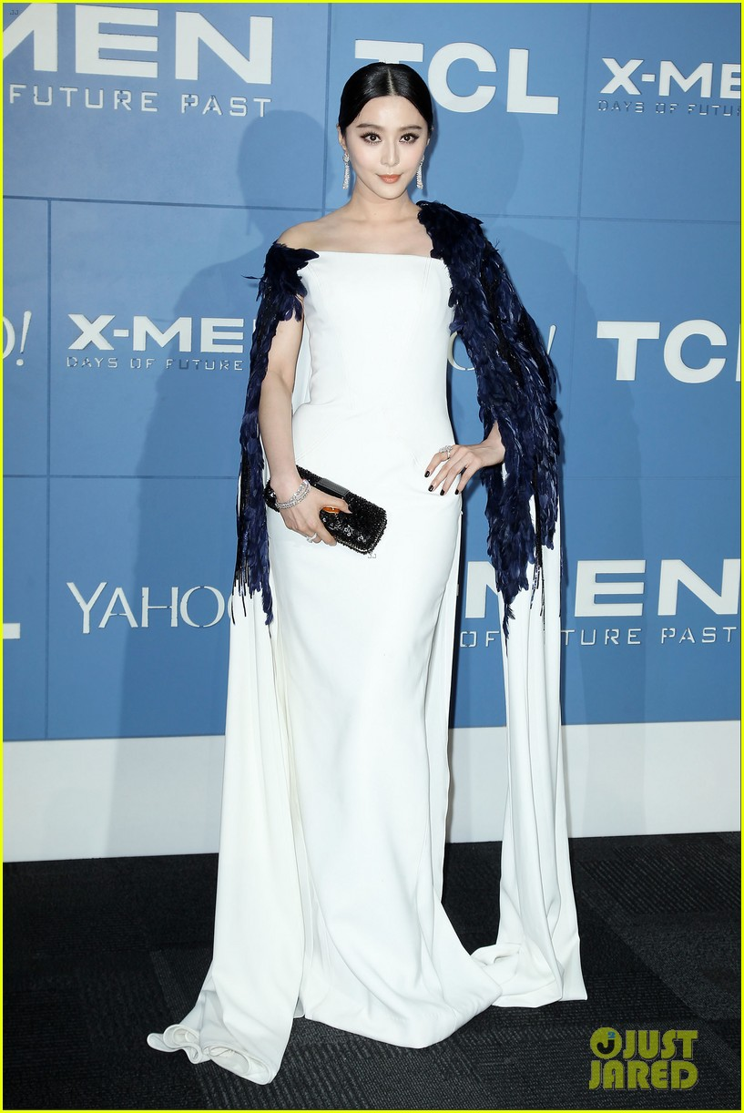 peter dinklage fan bing bing x men premiere 21