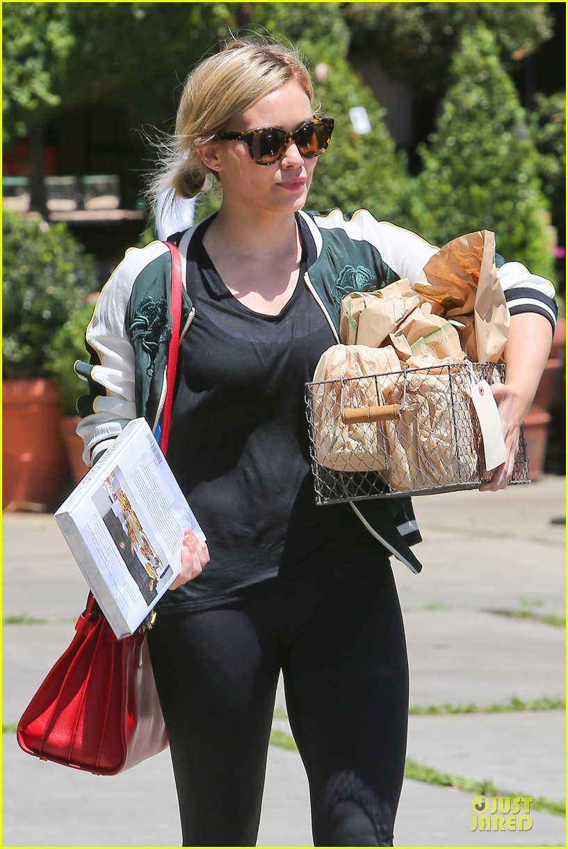 hilary duff ed sheeran recording music together 133115419