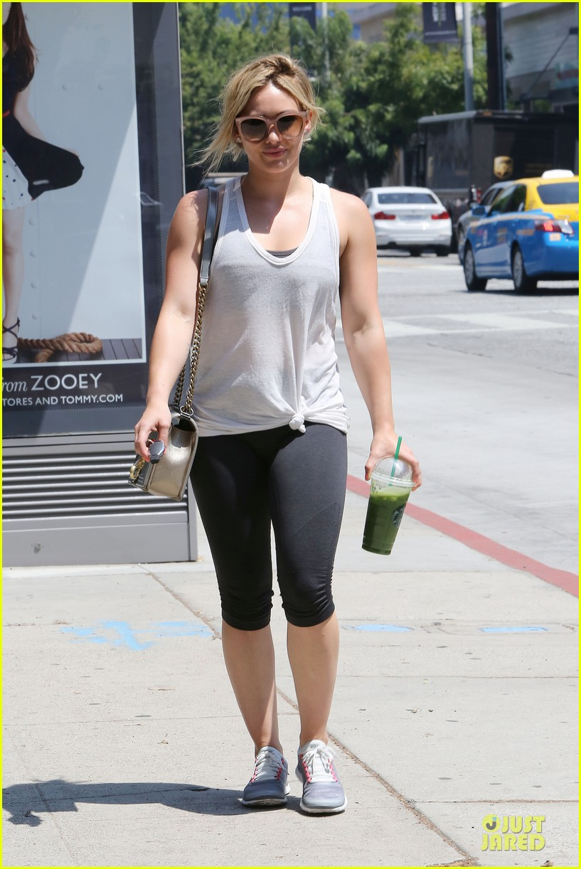 hilary duff ed sheeran recording music together 20