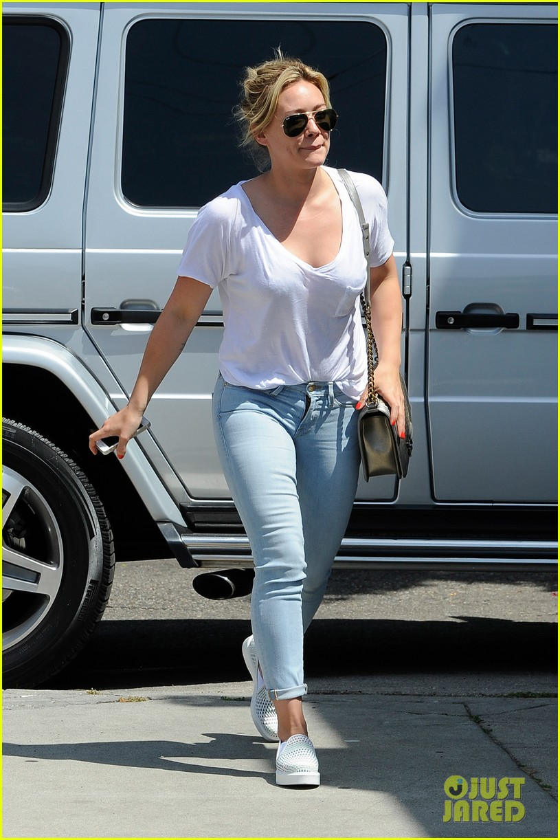 hilary duff recording a song with ed sheeran 023105371