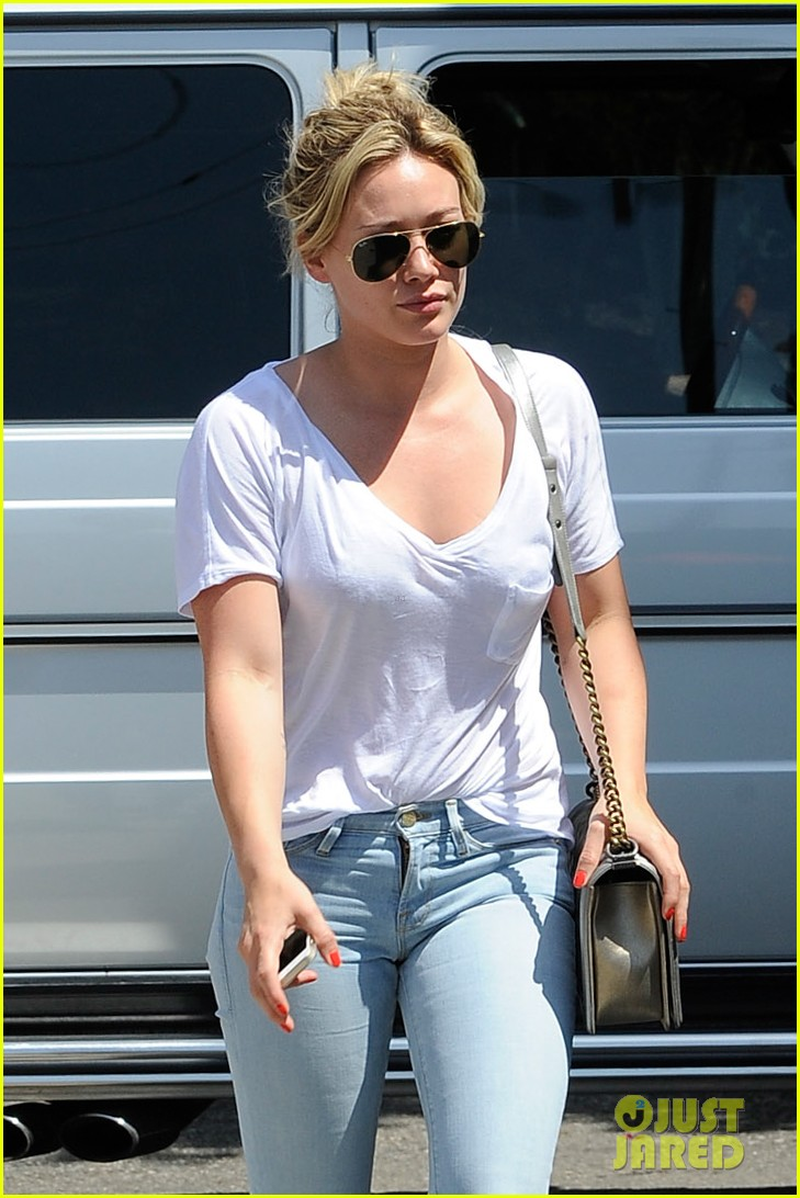 hilary duff recording a song with ed sheeran 033105372
