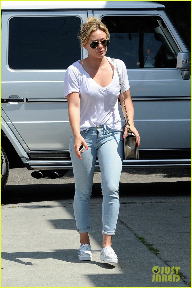 hilary duff recording a song with ed sheeran 083105377