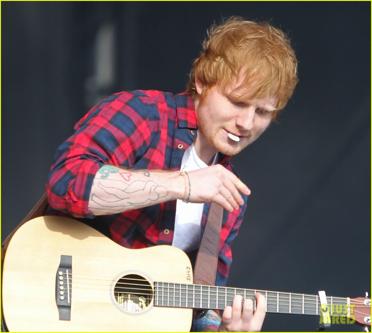 ed sheeran big weekend glasgow 03