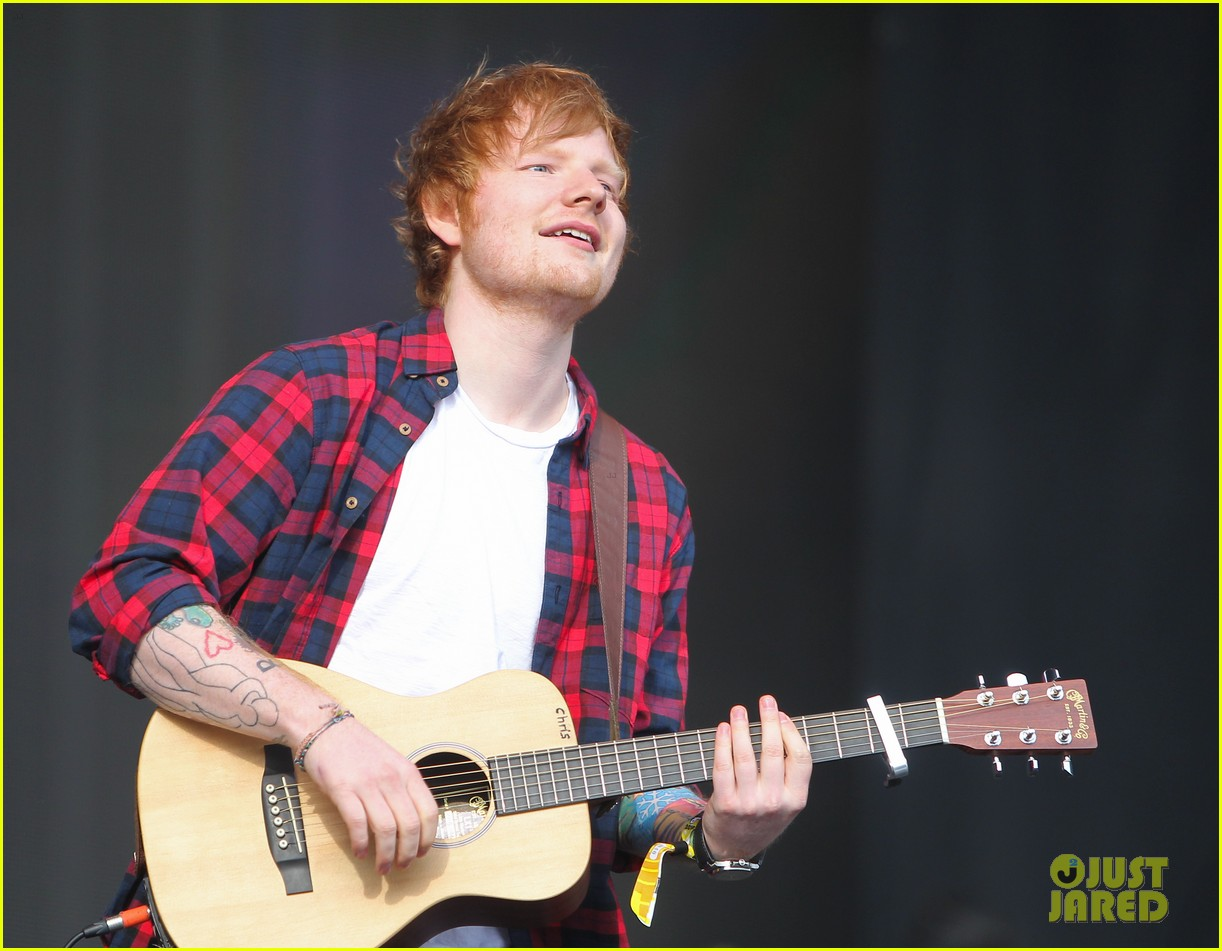 ed sheeran big weekend glasgow 113121397