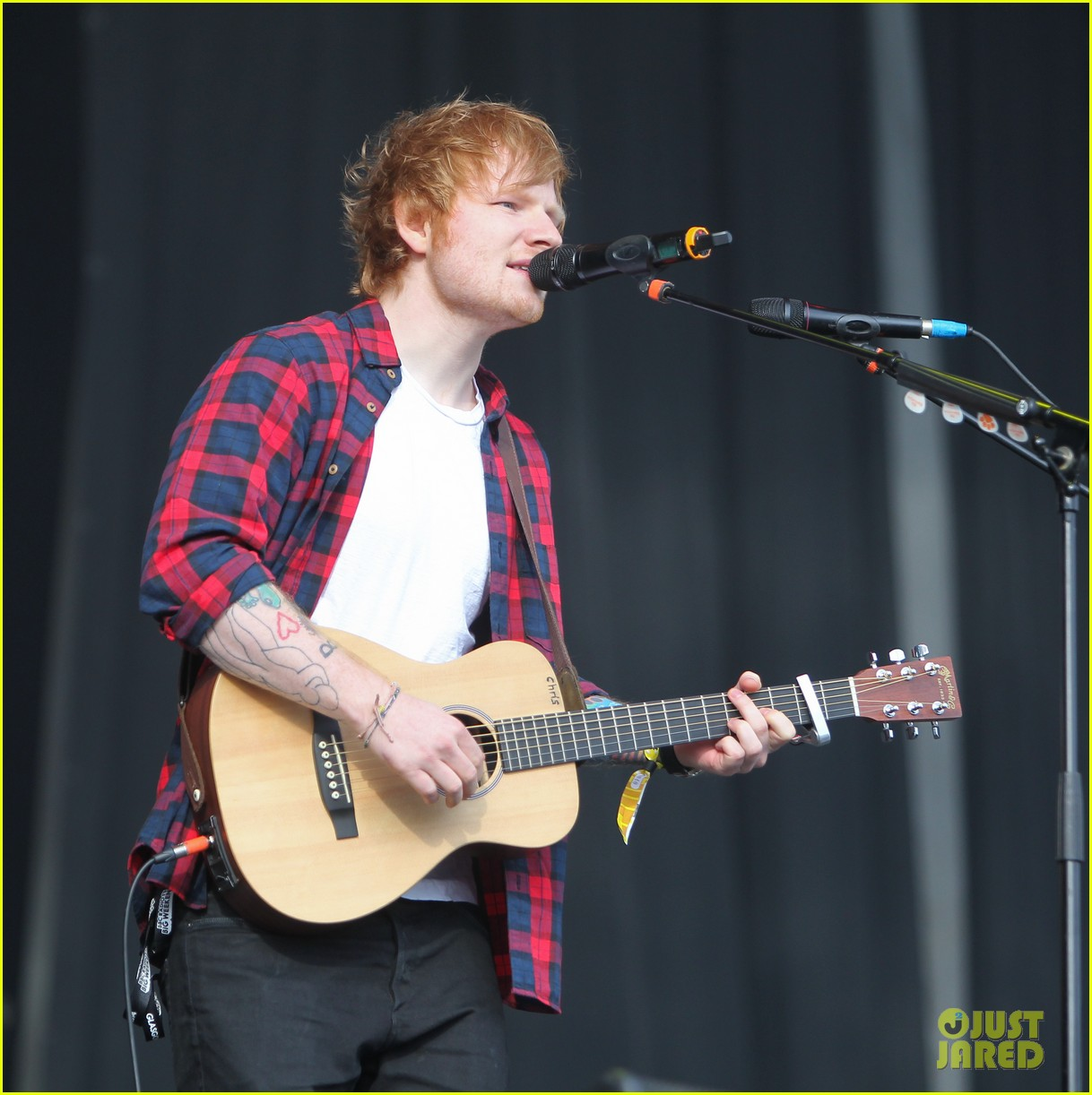 ed sheeran big weekend glasgow 133121399