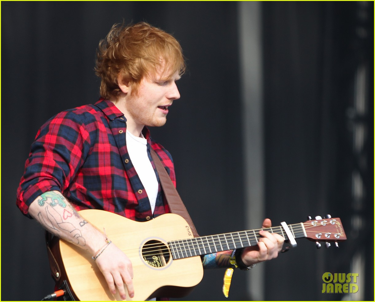 ed sheeran big weekend glasgow 15