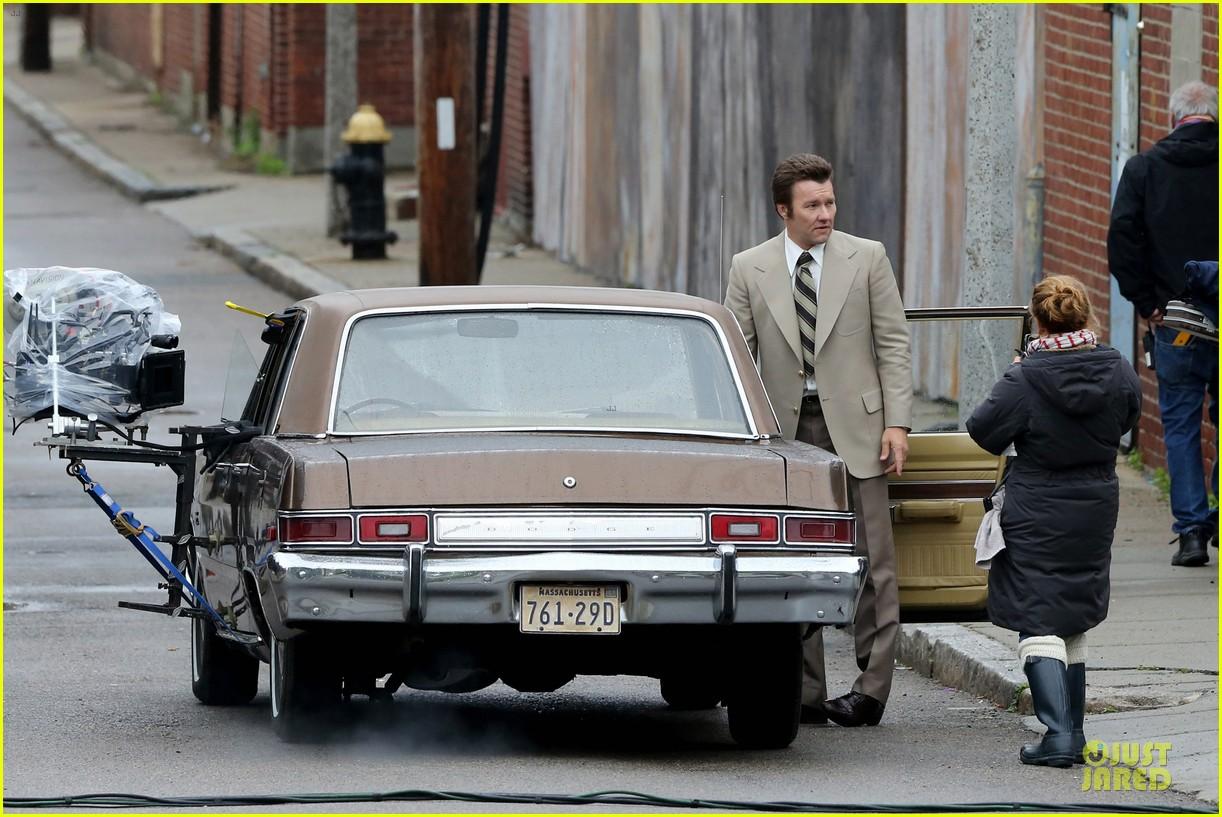 Joel Edgerton Looks Like a Serious FBI Agent for 'Black Mass