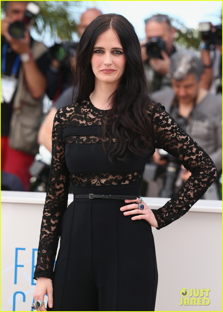 eva green the salvation cannes film festival 043116191