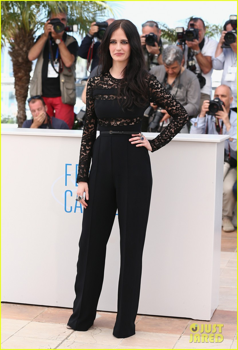eva green the salvation cannes film festival 063116193