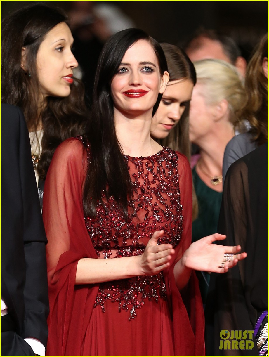 eva green the salvation cannes film festival 11