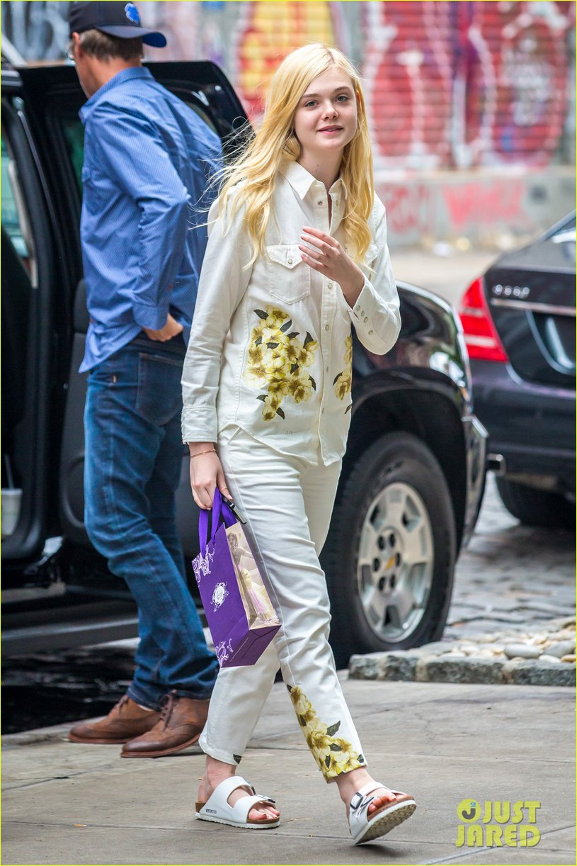 elle fanning soho eat 100 years 053115029
