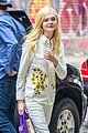 elle fanning soho eat 100 years 08