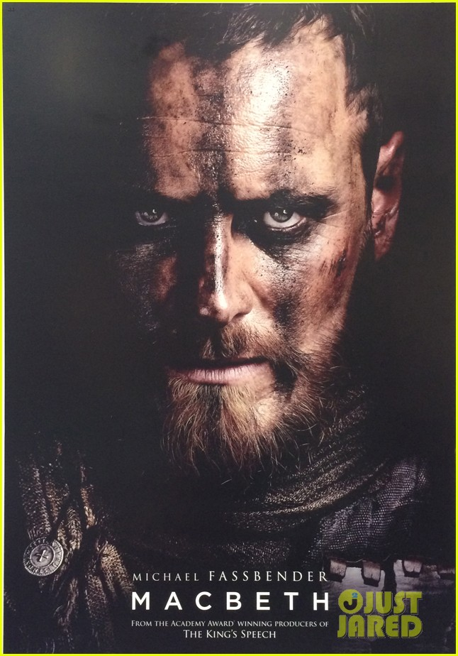 michael fassbender as macbeth first look image revealed 033113068