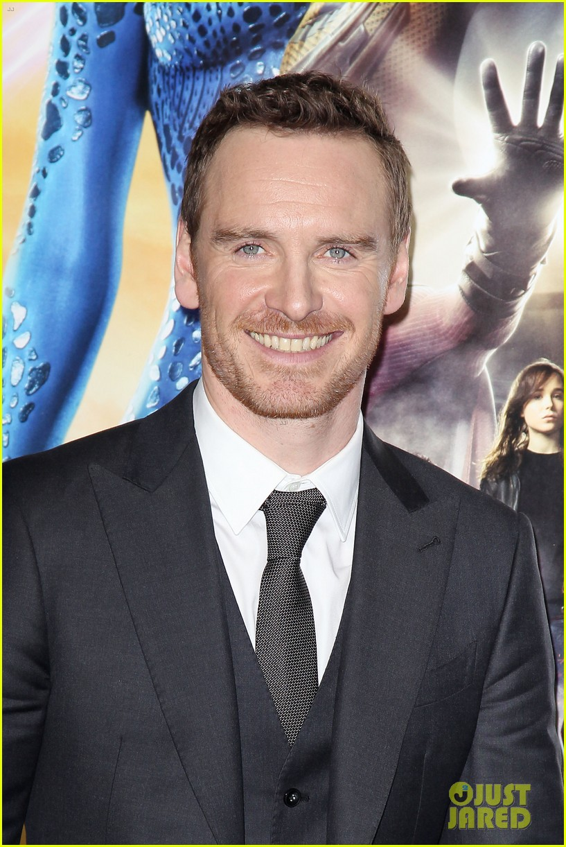 michael fassbender james mcavoy x men premiere 013110551