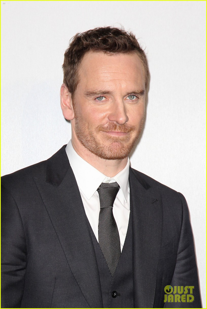 michael fassbender james mcavoy x men premiere 11