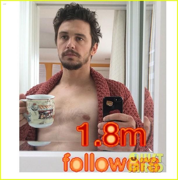 james franco shows more skin than ever on instagram 073103595