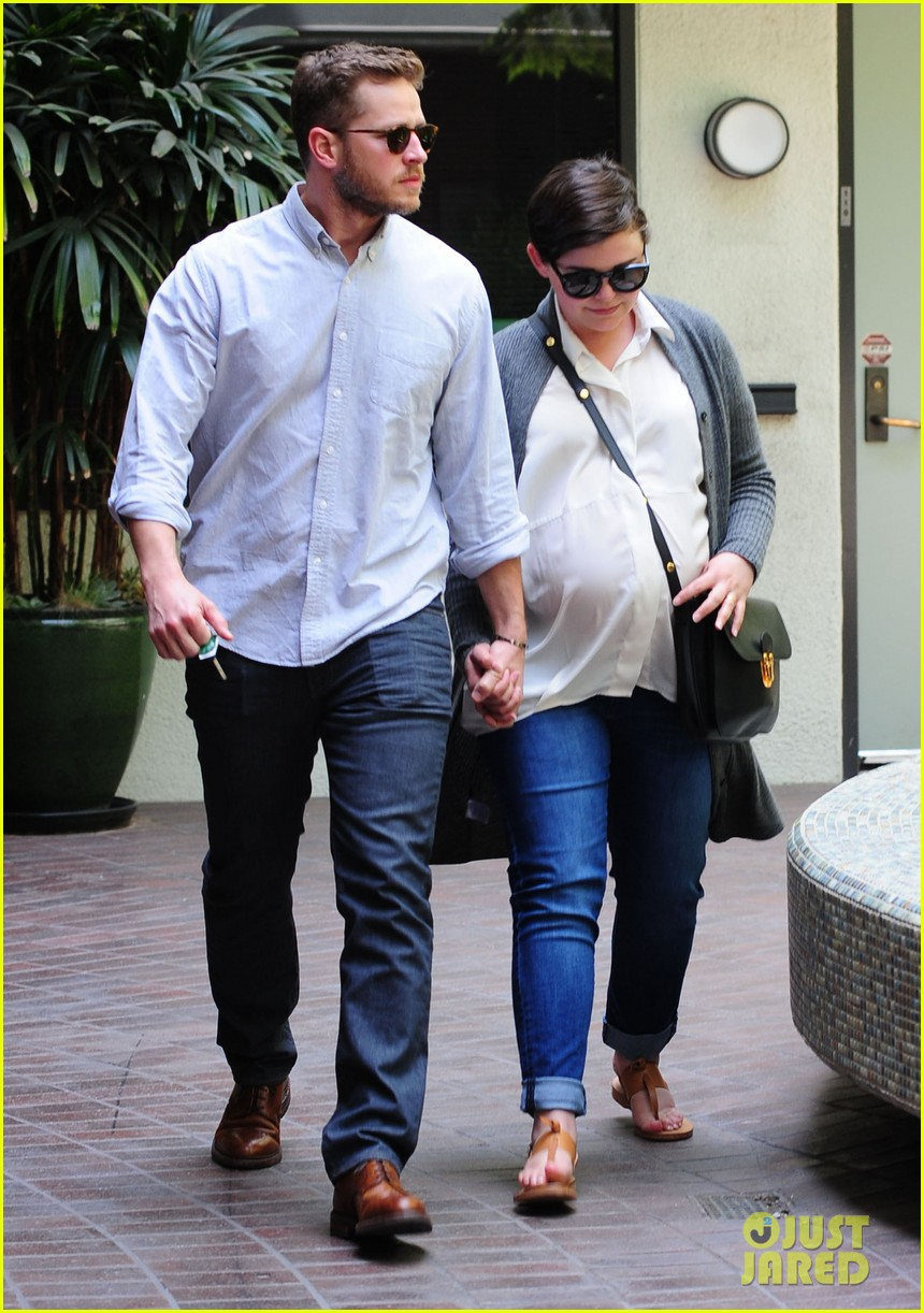 ginnifer goodwin looks like she could give birth any day now 133109359