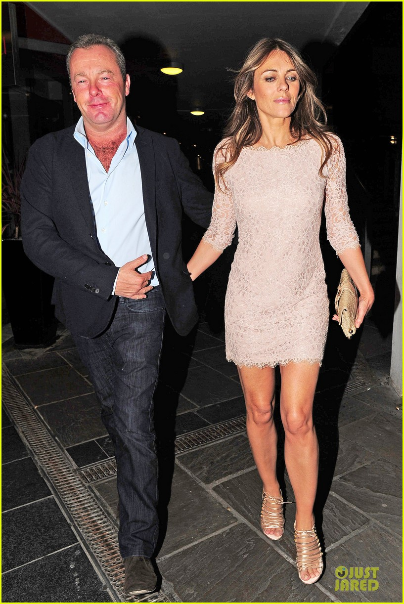 hugh grant elizabeth hurley meet up 273111924