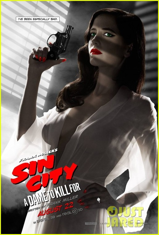 eva greens sin city poster too sexy for mpaa 013123930