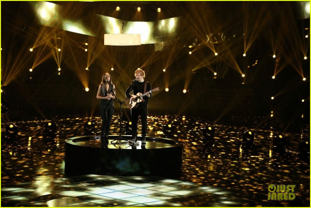 christina grimmie ed sheeran perform all of the stars voice 033118481