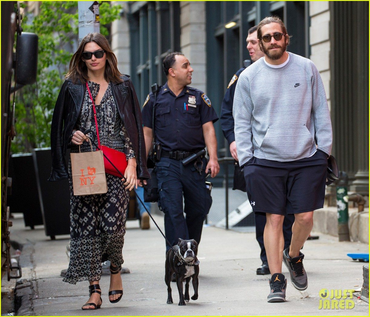 jake gyllenhaal alyssa miller first spotting in months 043107812