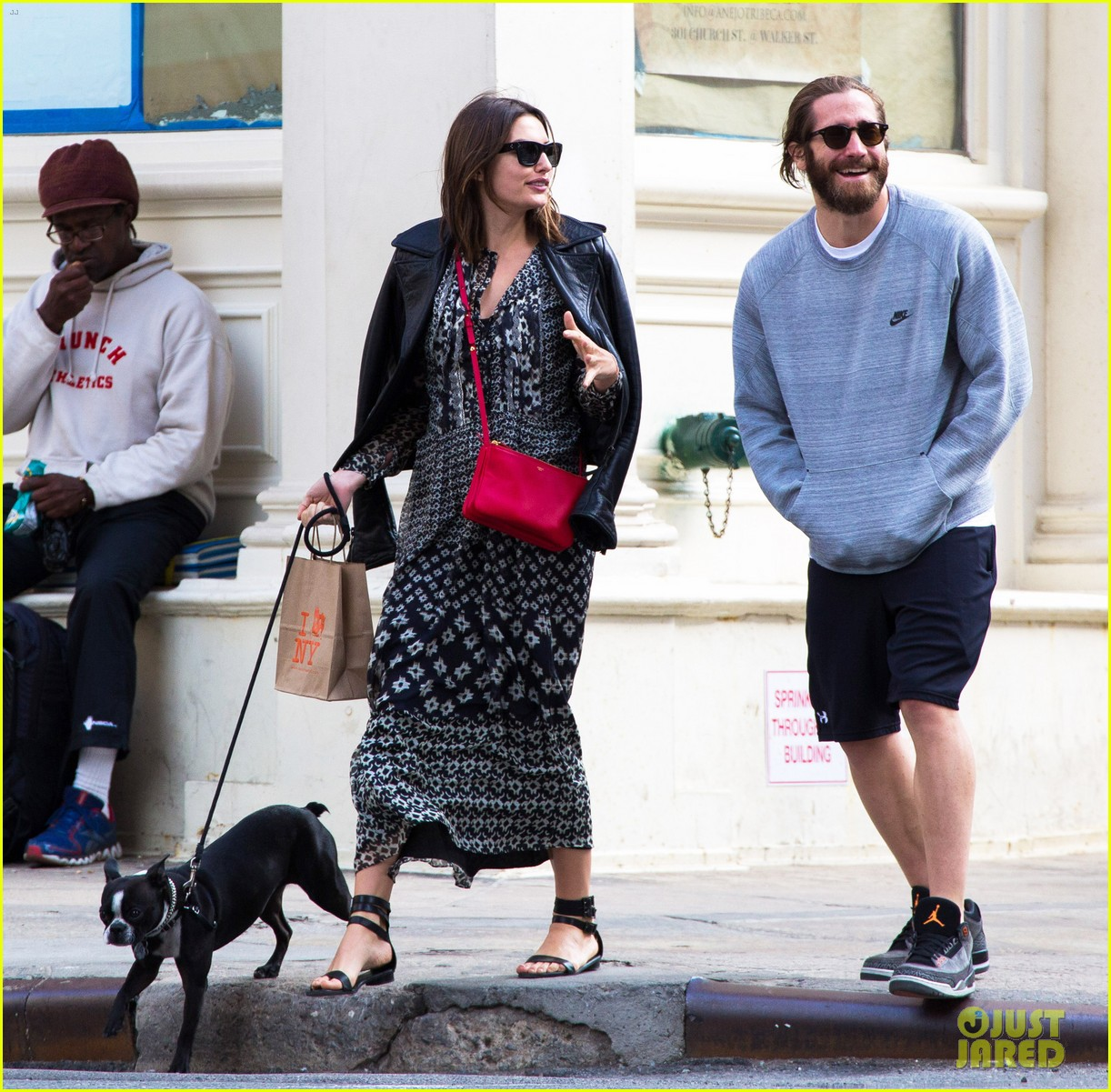 jake gyllenhaal alyssa miller first spotting in months 073107815