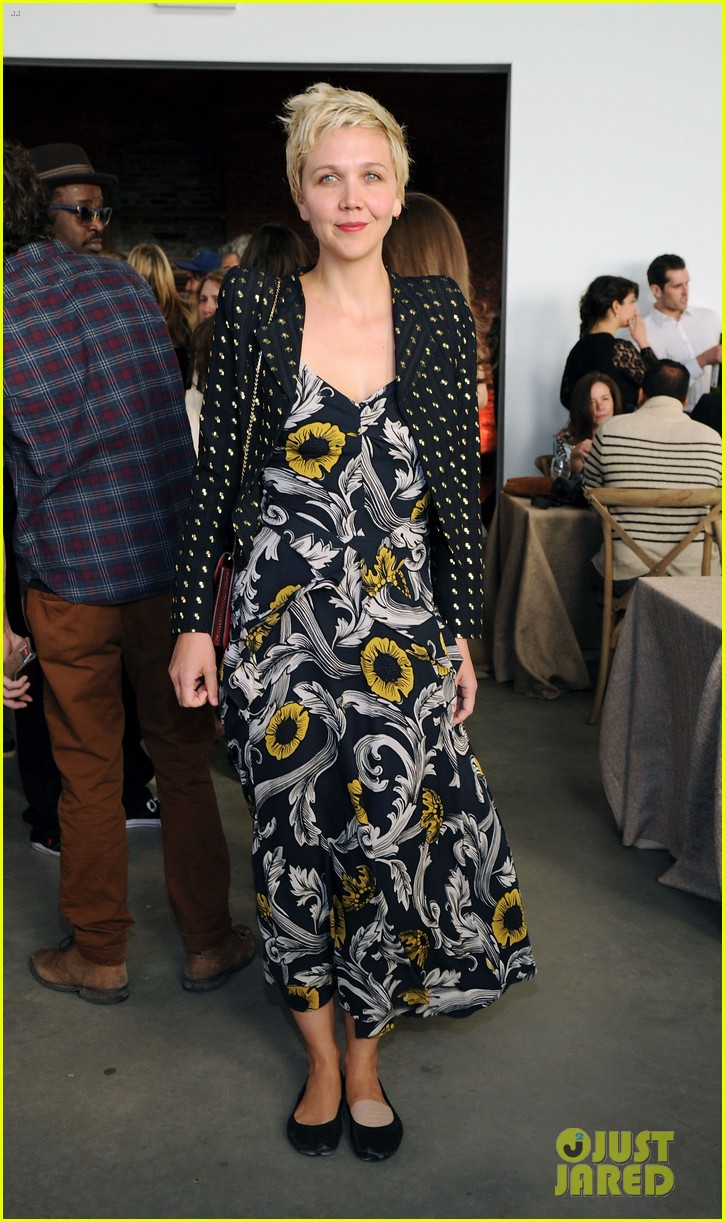jake gyllenhaal attends first annual village fete fundraiser with sister maggie naomi watts 133105519