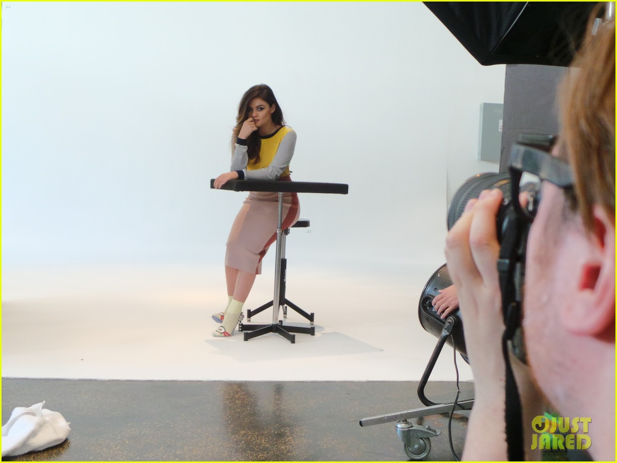 lucy hale jj spotlight behind the scenes 053122722