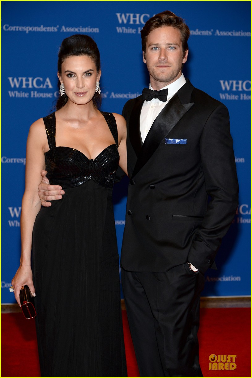 armie hammer white house correspondents dinner 2014 023104683