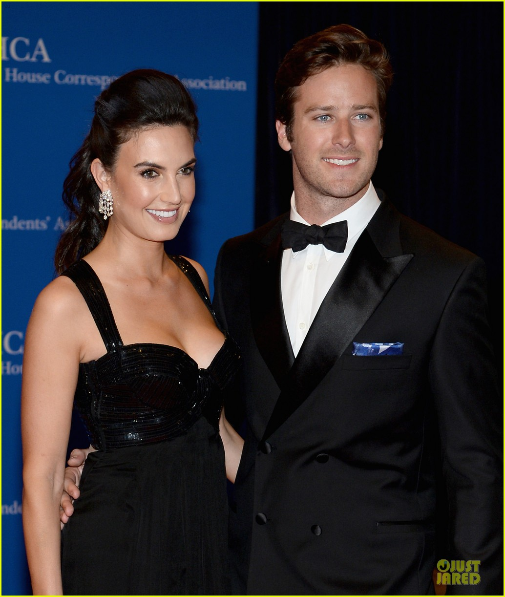 armie hammer white house correspondents dinner 2014 043104685